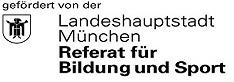 Banner Stadt Muenchen Sportförderung